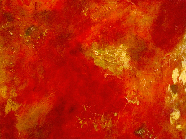 Red Abstract 2