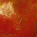 Red Abstract 3