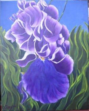 Acrylic on Canvas 16 X 20