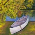 Bowness Lagoon Canoe