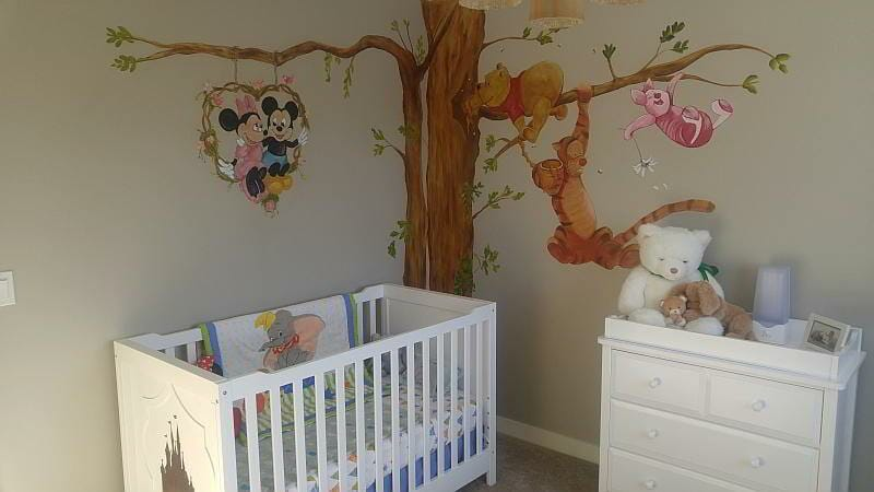 Nursery Mural