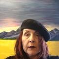 me-mountain-landscape; mural