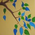 Monkey Tree Leaves