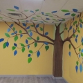 Monkey Tree Toddler Room
