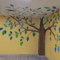 Monkey Tree Toddler Room