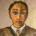 portrait-watercolour-woman