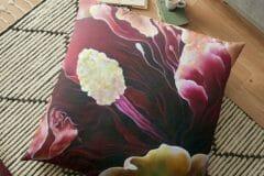 Fine Art Floor Pillow