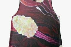 Sleeveless Tank Wearable Art