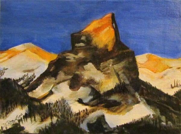Canmore Peak
