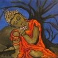 Buddha & Banyan Tree