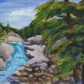 Elbow River Falls