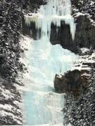 Waterfall Frozen