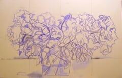lush3 peony painting