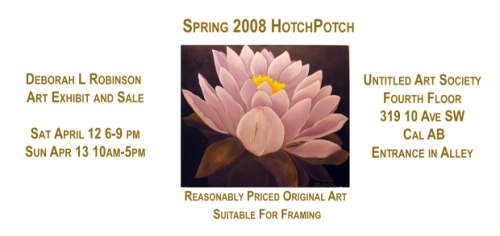 hotchpotch art exhibit