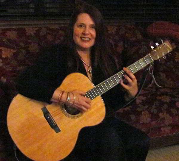 me and guitar