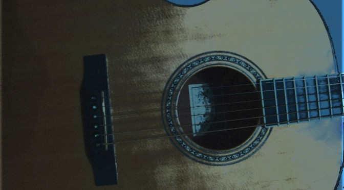 musical-background-guitar