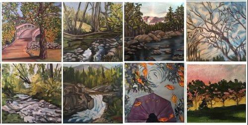 postcard-art-collage